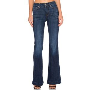 7 For All Mankind Ginger Flare Jeans Trouser   31